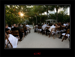 Southbeach Wedding at the Raleigh